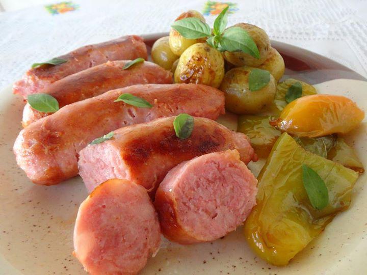 Linguiça-de-Forno-com-Batatas