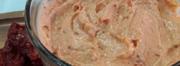 Patê De Tomate Seco