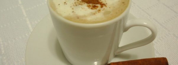 Como Fazer Cappuccino Caseiro