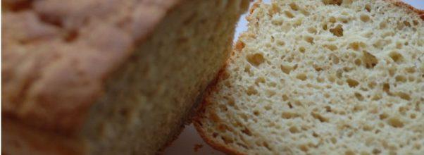 Pão Sem Glúten Fácil