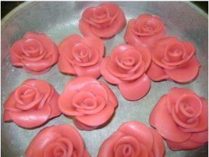 Como Fazer Rosas De Docinho