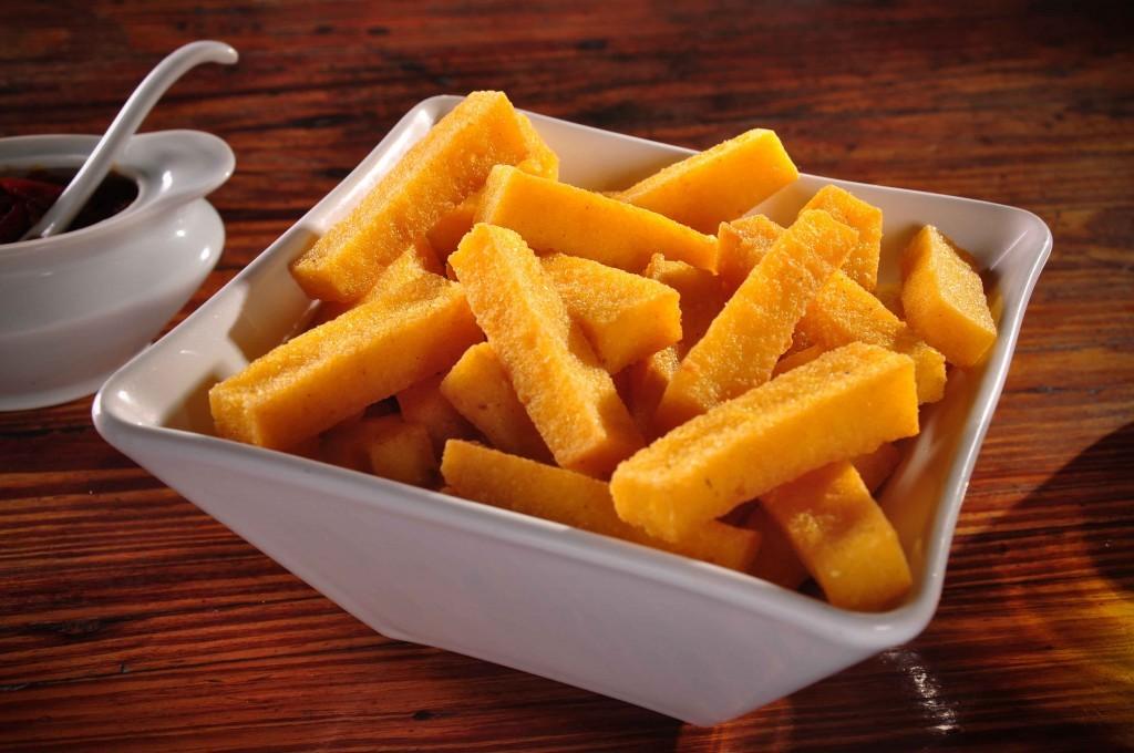 Polenta-Frita-Temperada