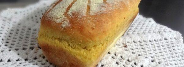 Pão De Milho Super Fofinho