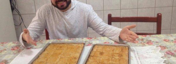 Torta Delicia Da Mamãe