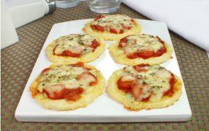 Mini Pizza Pão De Queijo