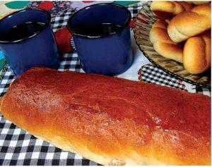 Pão Doce De Canela