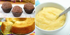 5 Sobremesas Fáceis Para Diabéticos