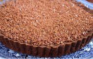 Torta De Brigadeiro Cremosa