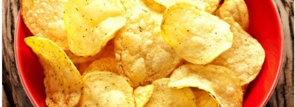 Batata Frita No Micro-Ondas