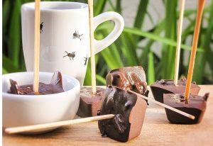Chocolate no Palito Para Leite Quente