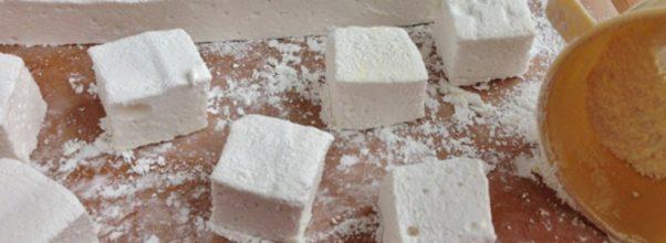 Marshmallows Caseiro