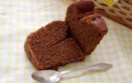 Bolo de Chocolate Maizena