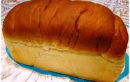 Pão de Batata Doce Fofinho