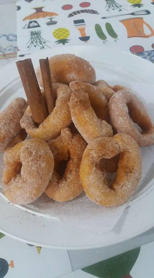 Biscoito Frito Tentação