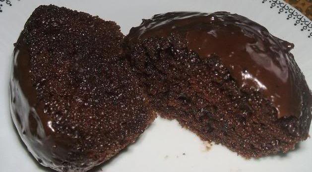 Bolo De Chocolate Molhadinho