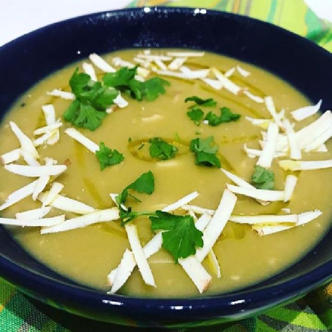 Como Fazer Sopa De Ervilha