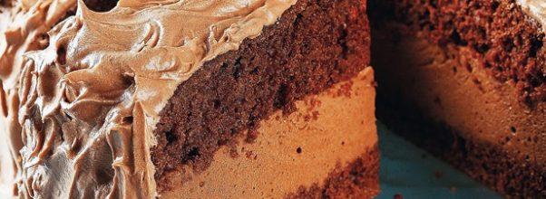 Recheio De Chocolate Para Bolo