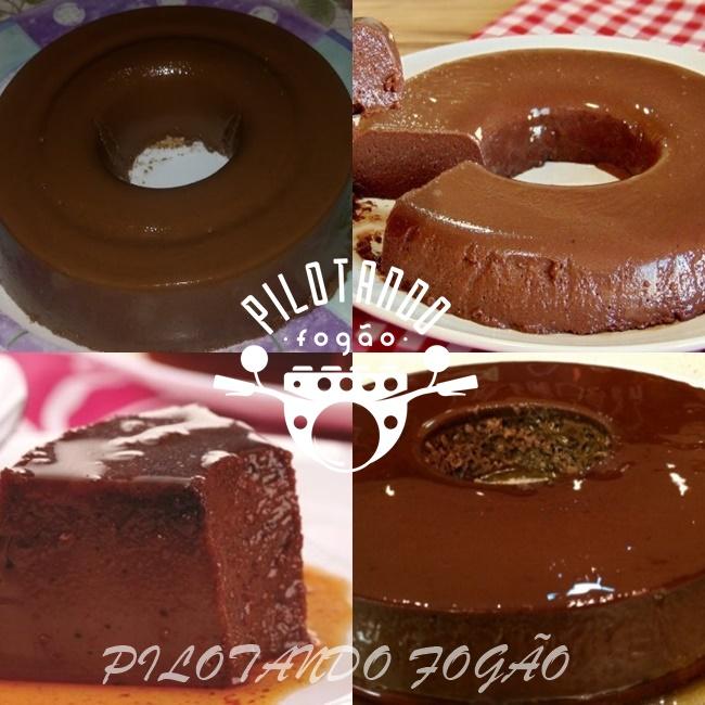 Pudim Para Diabéticos De Chocolate