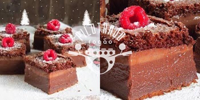 Receita De Bolo Mágico De Chocolate 2