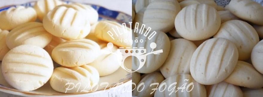Biscoito De Leite Ninho