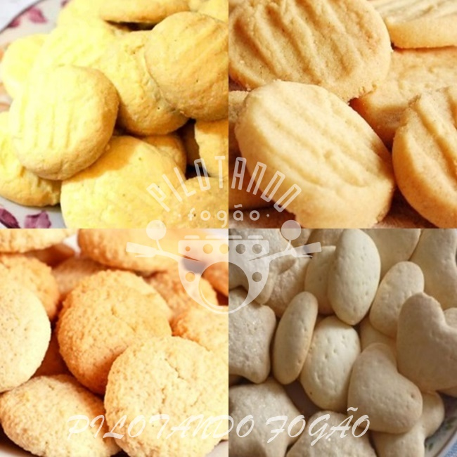 Biscoito Sem Glúten