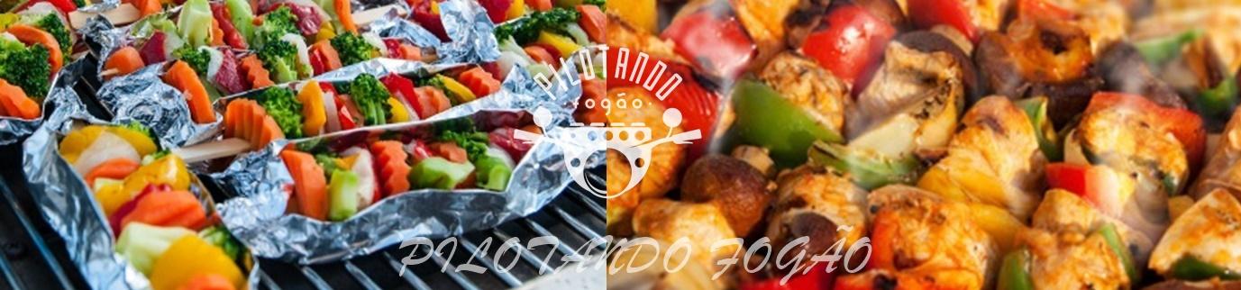 Churrasco De Legumes