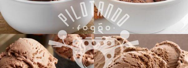Como Fazer Sorvete De Chocolate