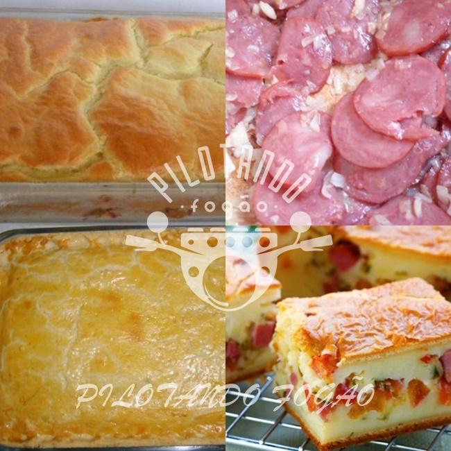 Torta De Calabresa
