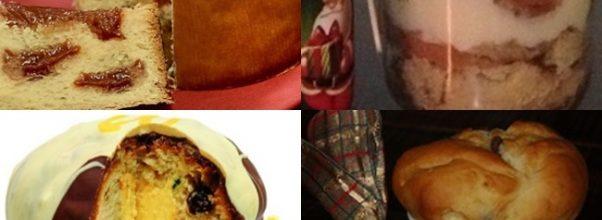 4 receitas de panetone para arrasar nesse natal