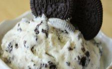Sorvete De Oreo 3 ingredientes