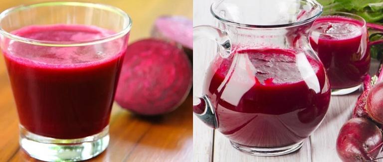 Suco De Beterraba Antioxidante