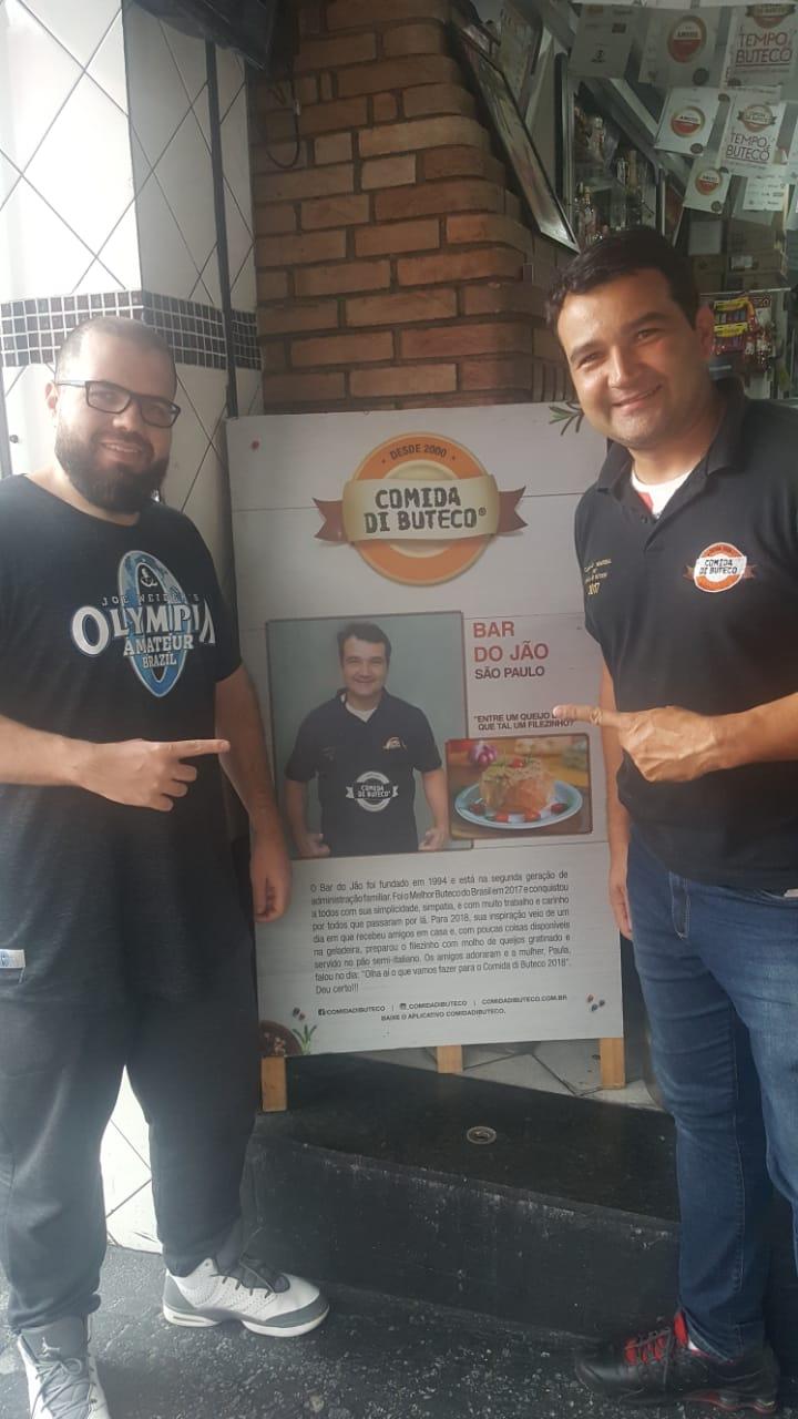 Bar Do Jão - Bi Campeão Comida Di Buteco