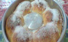 Rosca De Leite Condensado