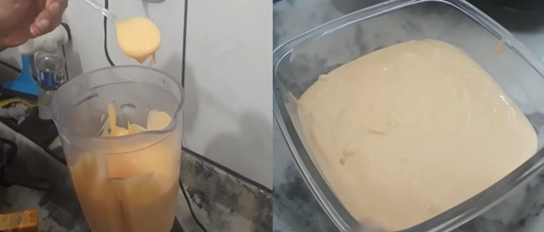 Mousse De Laranja Cremoso