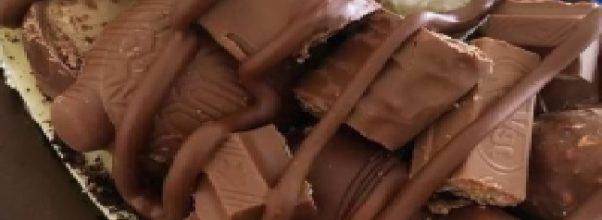 Ovo De Páscoa De Nutella