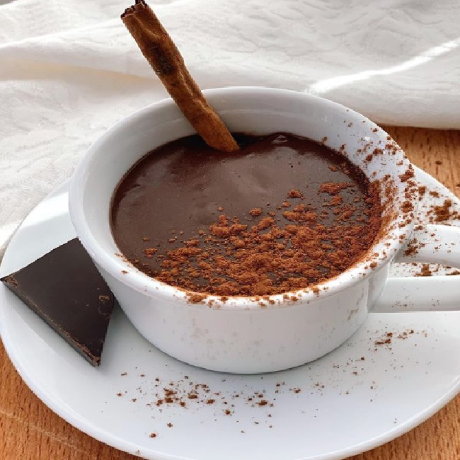 Chocolate Quente Cremoso