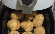 Pão De Queijo Na Airfryer
