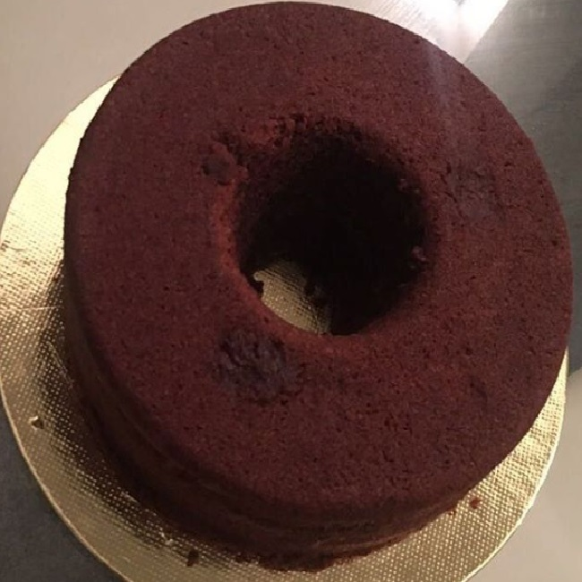 Bolo Fofo De Chocolate